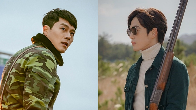 QUIZ: Should You Date Ri JungHyuk [Hyun Bin] Or Goo SeungJoon [Kim JungHyun]?