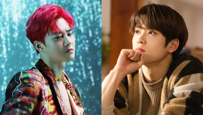 Netizens Morph EXO's SuHo & NCT's JaeHyun Together