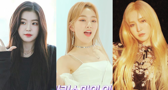 Netizens Think DreamNote's YOUI Is The Love Child Of Red Velvet's Wendy And Irene