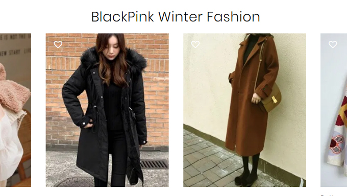 BLACKPINK Winter Fashion That You Actually Can Afford