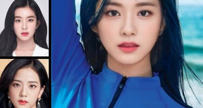Netizens Morph Red Velvet's Irene, BLACKPINK's JiSoo And TWICE's Tzuyu Together