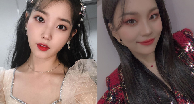 Netizens Notice How IU Has Been Using The Scrunchies Given By GFriend's UmJi