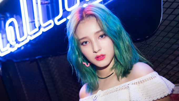 MOMOLAND Nancy Reveals Her Musical Background & Elementary School Nickname