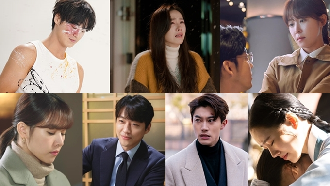 "Which Drama Top Ratings This Weekend?: ""Touch"", ""Crash Landing On You"", …"