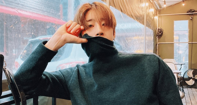VICTON's SeungWoo Opens Up Individual Instagram Account