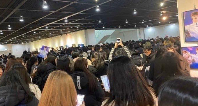 X1 Exhibition Organized By Fans Draws Massive Amount Of ONE IT