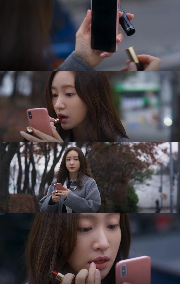"Deeper Look: EXID HaNi's Beautiful Lipstick In Web Drama ""XX"""