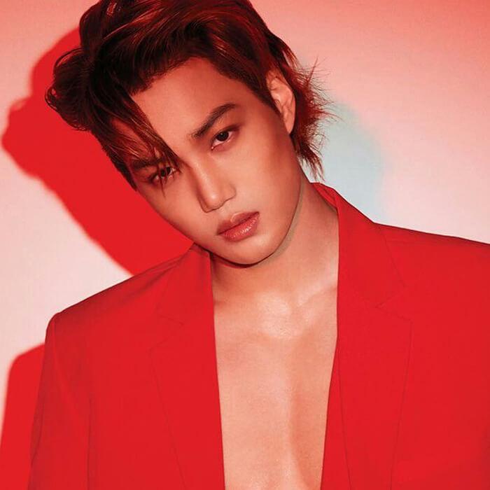 EXO Profile Kai