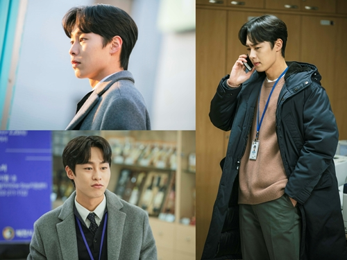 "First Pictures Of Lee Jae Wook In Upcoming Drama ""When The Weather Is Fine"" Released"