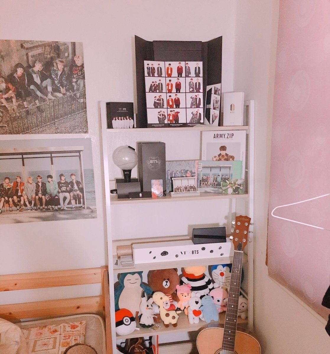 K-Pop Fans' Room Decorations & Ideas How To Customize Your ...