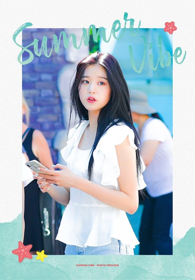 Netizens Are In Love With IZ*ONE's WonYoung Fashion Sense