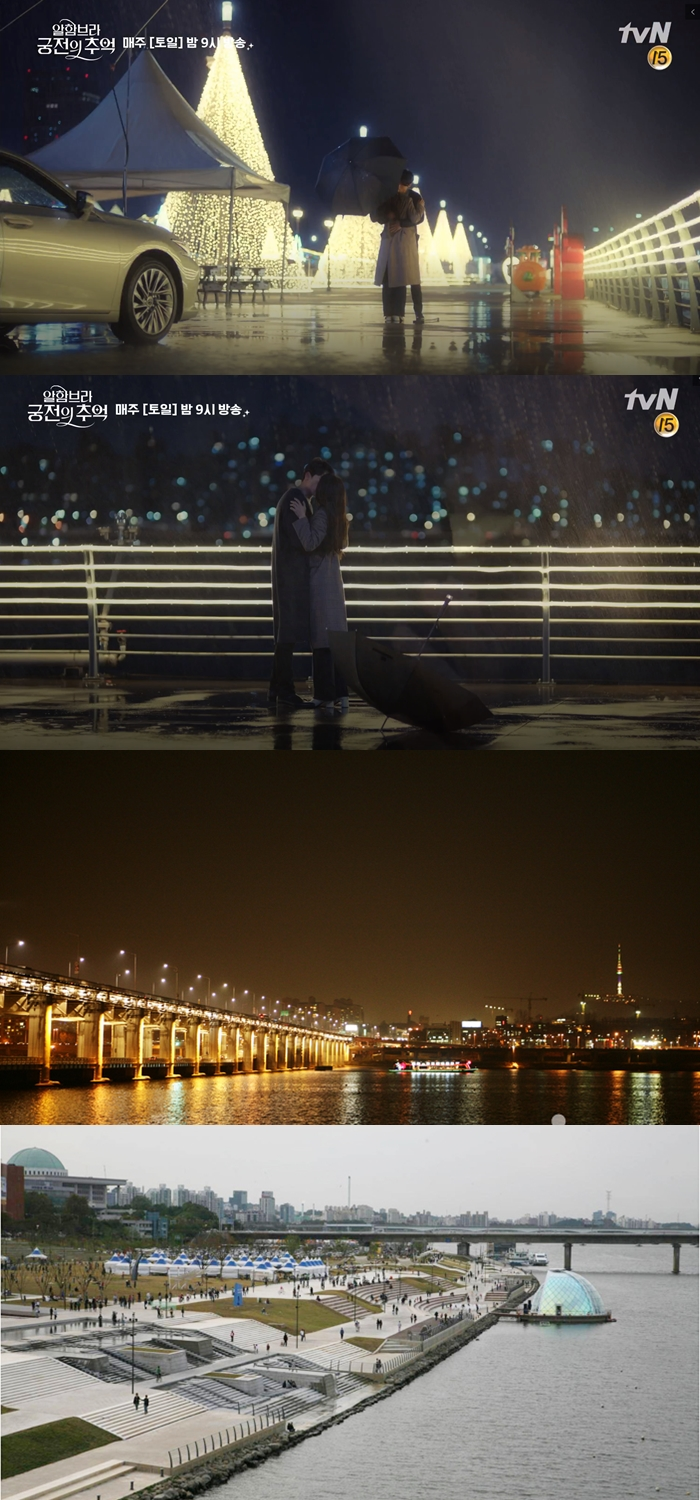 """3 Filming Locations Of """"Memories Of The Alhambra"""" In Korea You Have To Visit"""