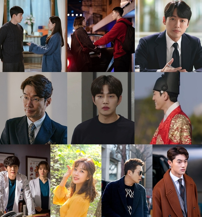 10 Most Searched Dramas In Korea (Based On Feb. 9 Data)