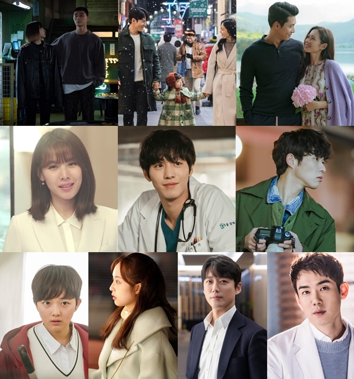 10 Most Searched Dramas In Korea (Based On Feb. 23 Data)