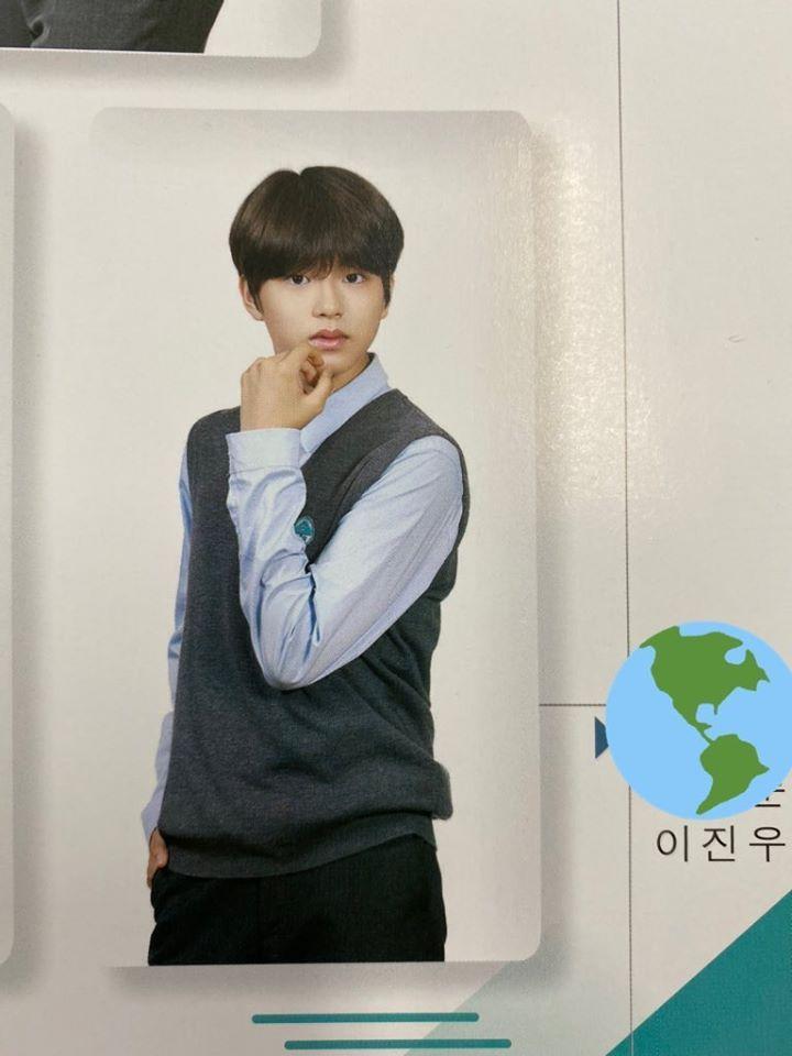 TEEN TEEN's Lee JinWoo Middle School Graduation Pictures Surface Online