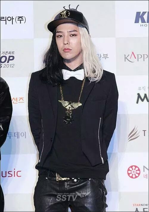 If You're Not G-Dragon You Should Never Attempt Fashion Like This