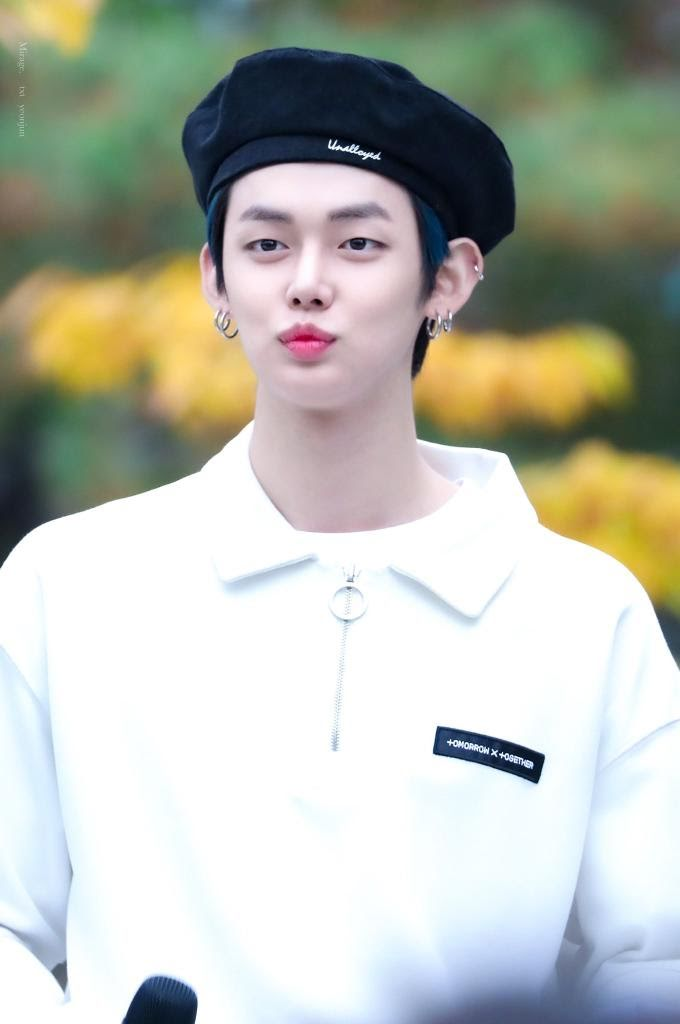 TXT YeonJun Is Insecure About These 2 Parts Of His Appearance