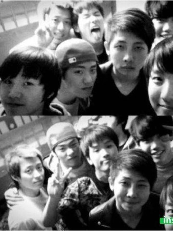 Did You Know Big Hit & RM Once Had Beef With Brave Brothers?