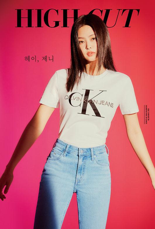 Blackpink S Jennie Shows Off Her Figure With Calvin Klein