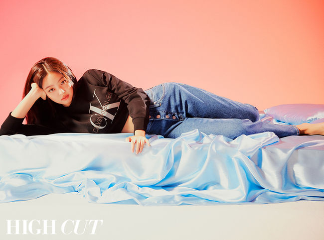 BLACKPINK's Jennie Shows Off Her Figure With 'Calvin Klein' Photoshoot