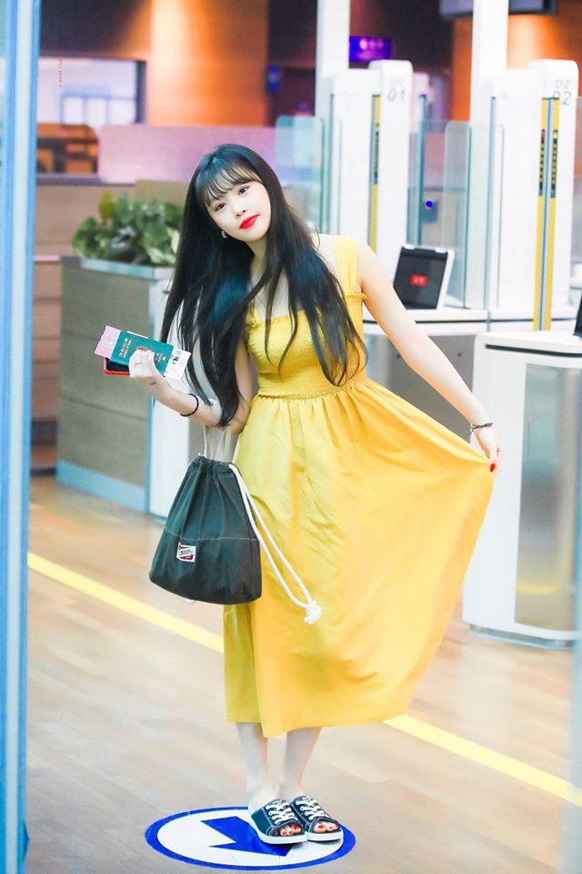 (G)I-DLE's SooJin Daily Fashion That You Should Be Learning From