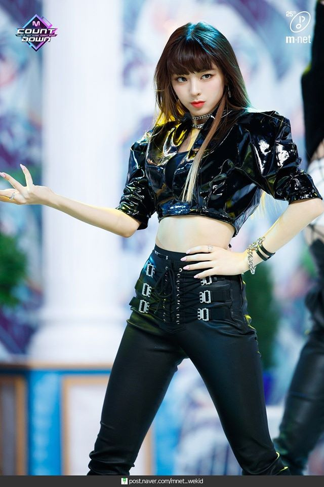 ITZY's YuNa With Bangs Is Probably One Of The Best Things