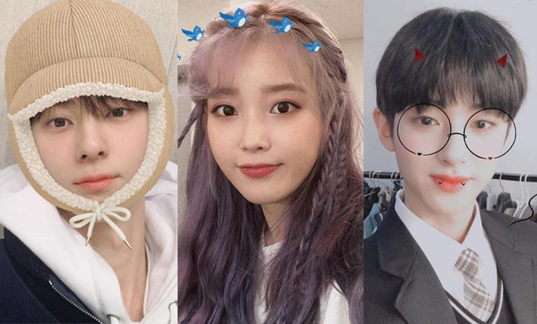 K Pop Fan Tips 3 Camera Apps K Pop Idols Use To Take Selfie Kpopmap Kpop Kdrama And Trend Stories Coverage