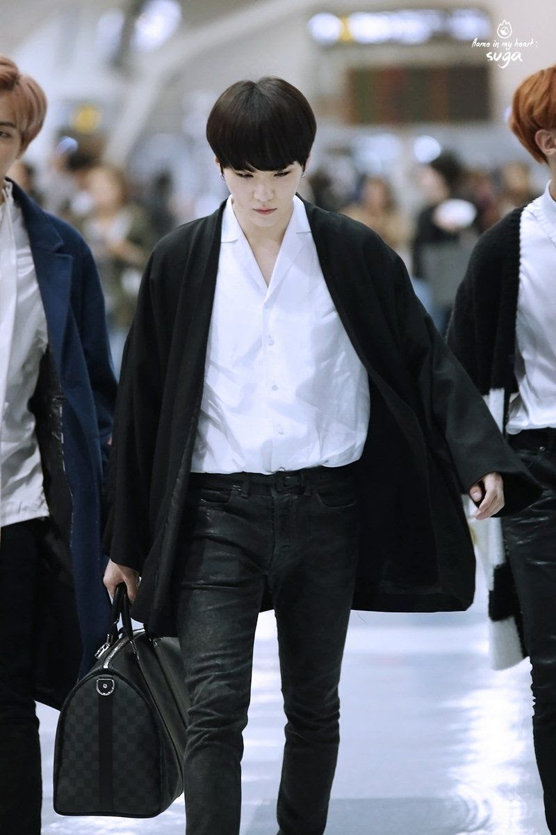 BTS & Their Luxurious Bags That Show Their Status