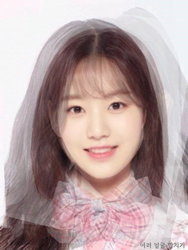 Which Girl Group Has The Best Face When All Group Members' Faces Are Put Together?