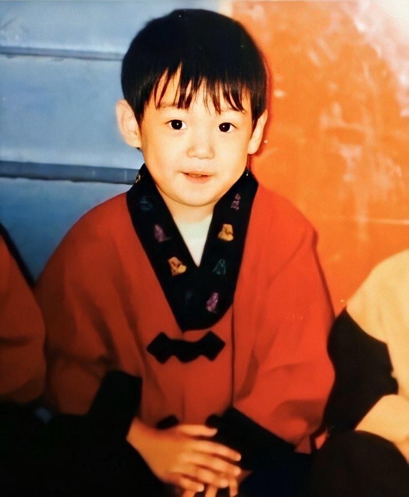 Baby Photos Of BTS's Golden Maknae JungKook