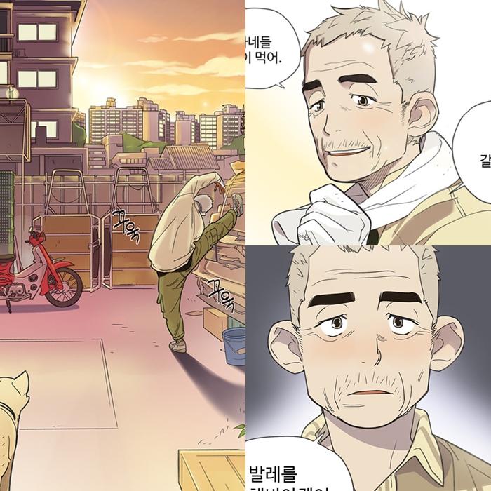 "A Look At Potential Song Kang Character In Original Webtoon ""Navillera"" / ""Like A Butterfly"" For Drama Adaptation"