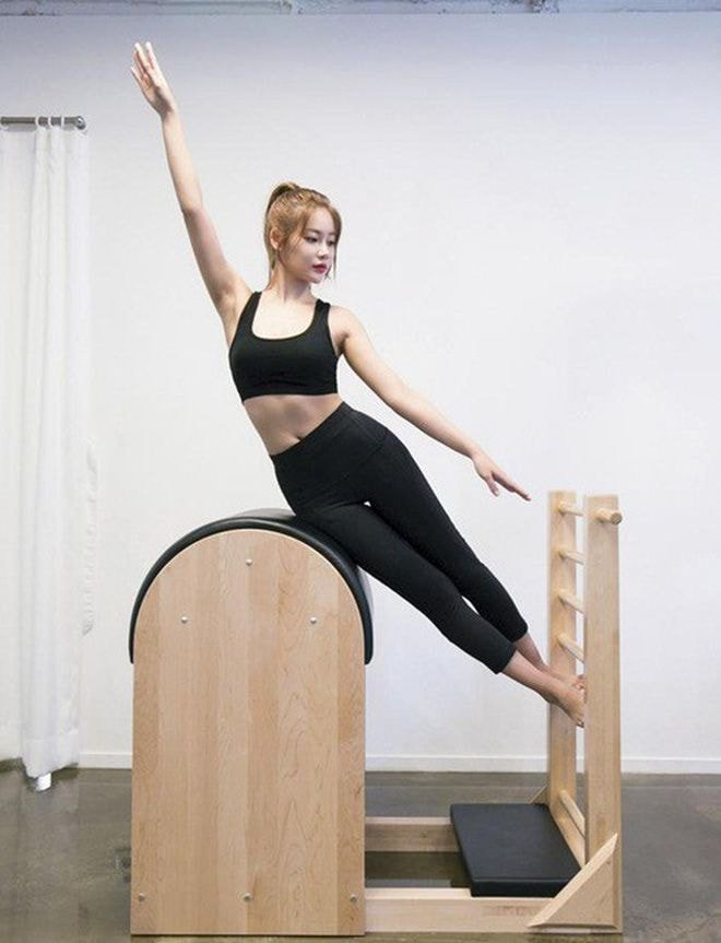 This Exercise Is Currently Highly Popular Among Female Idols For Staying In Shape