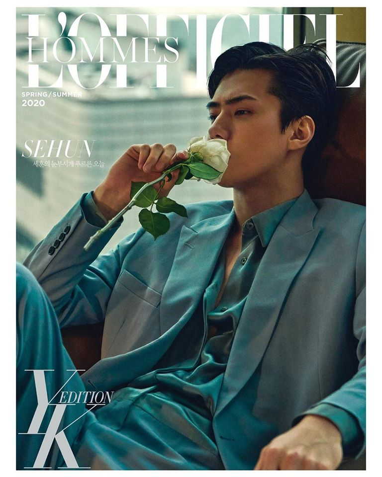 EXO Members Take Over The Cover Page Of 5 Different Magazines
