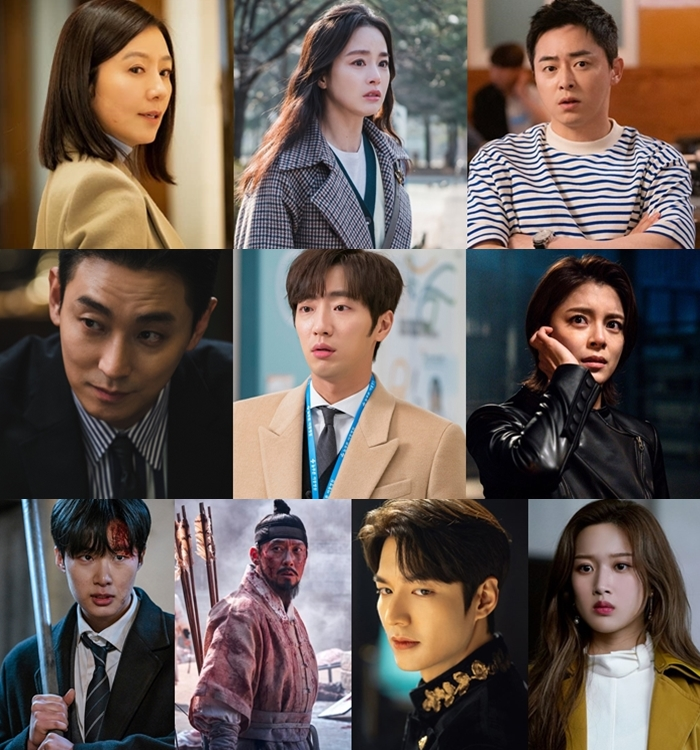 10 Most Searched Dramas In Korea (Based On Apr. 12 Data)