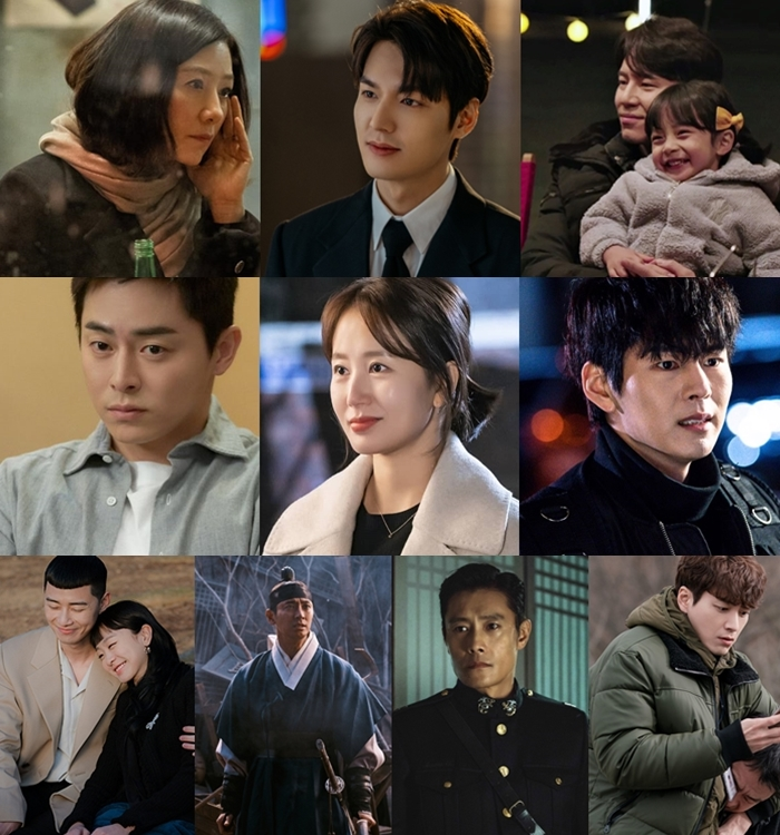 10 Most Searched Dramas In Korea (Based On Apr. 19 Data)