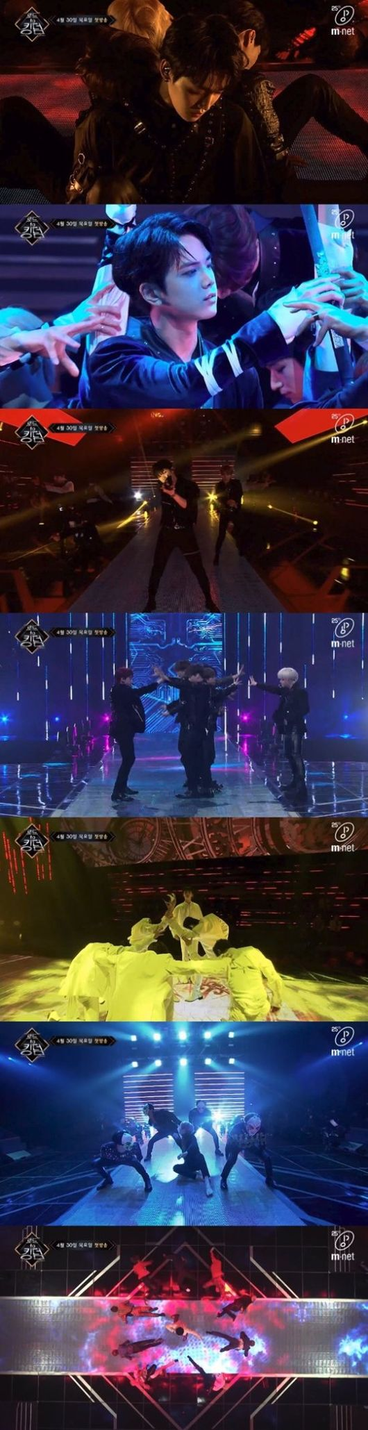 """""""Road To Kingdom"""" Finishes Recording For 1st Round Of Competition With SHINee, SEVENTEEN's Songs And So On"""