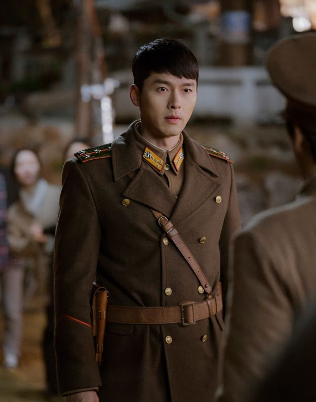 HyunBin's Captain Ri Hilariously Appears On News Coverage Of Kim JongUn