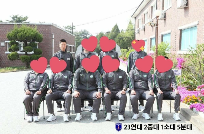 Pictures Of WINNER's JinWoo And SeungHoon In Military Cause INNER CIRCLE To Go Aww