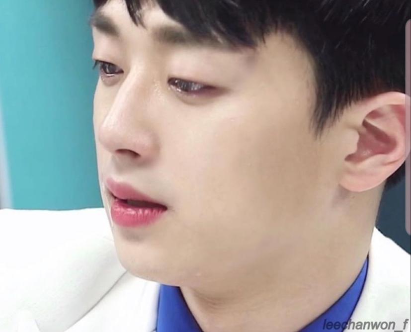 Netizens Say This Trot Singer Looks Like An Idol Thanks To His Nose Bridge
