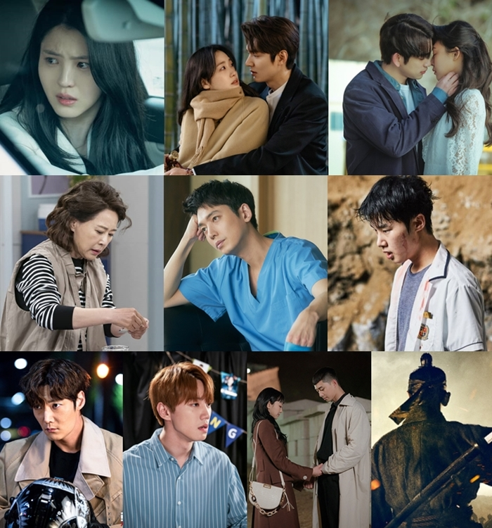 10 Most Searched Dramas In Korea (Based On May 3 Data)