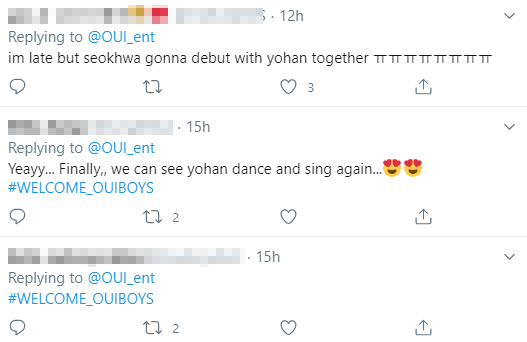 Fans Show Mixed Reactions Toward The Possible Debut Of OUIBOYS