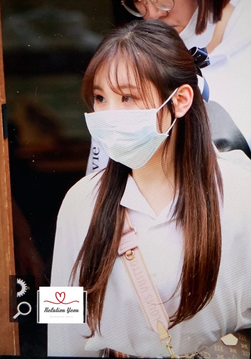Some IZ*ONE Members Have Such Tiny Faces Their Masks Just Won't Do Its Jobs Properly