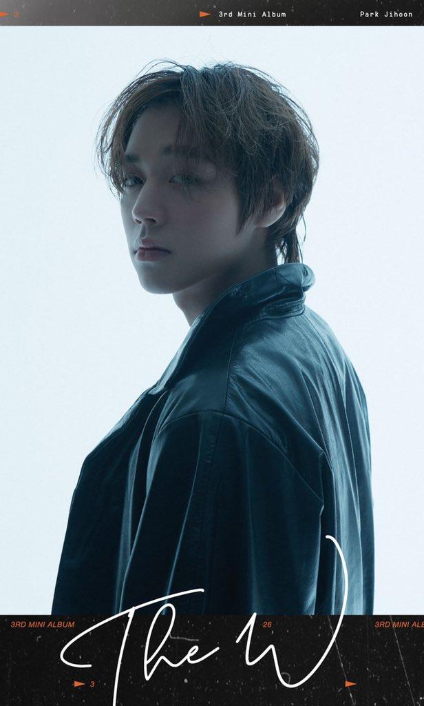 "3 Reasons Why You Should Look Forward To Park JiHoon 3rd Mini Album ""The W"""