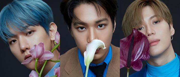 SHINee TaeMin & EXO Kai Celebrate BaekHyun's Birthday With Funny Picture