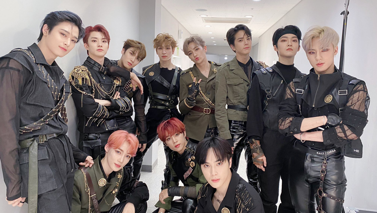 """THE BOYZ Causes Viewers To Gasp With The Scale Of 'REVEAL (Catching Fire)'  On """"Road To Kingdom"""" 