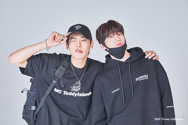 """VICTON Shows Off Their Refreshing Images With """"SLOWACID X TEDDYISLAND"""" Collection"""