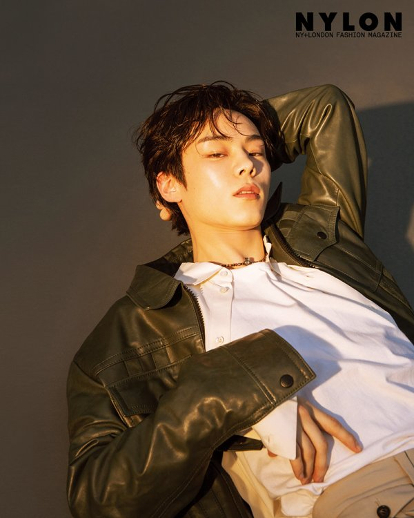 Ex-JYP Trainee Yoon SeoBin Appears On 'NYLON' For His 1st Photoshoot
