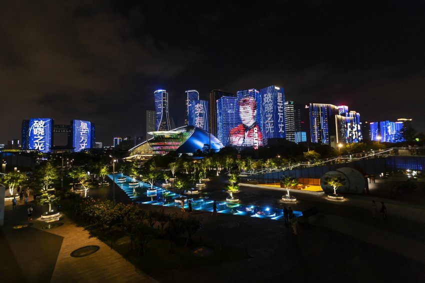 Chinese Fans Literally Cover An Entire City Promoting NCT TaeYong