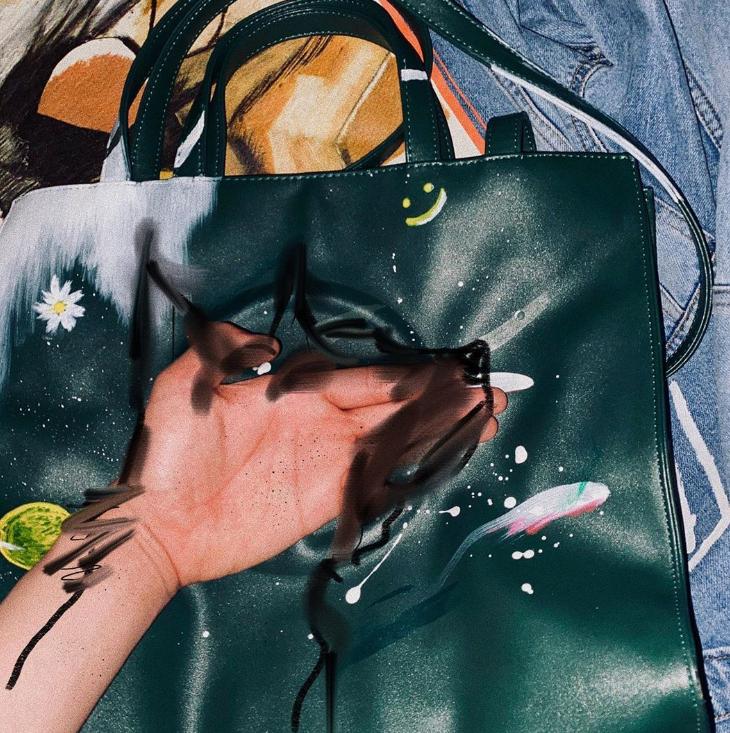 MONSTA X's MinHyuk Shows His Artistic Skills On Individual Instagram