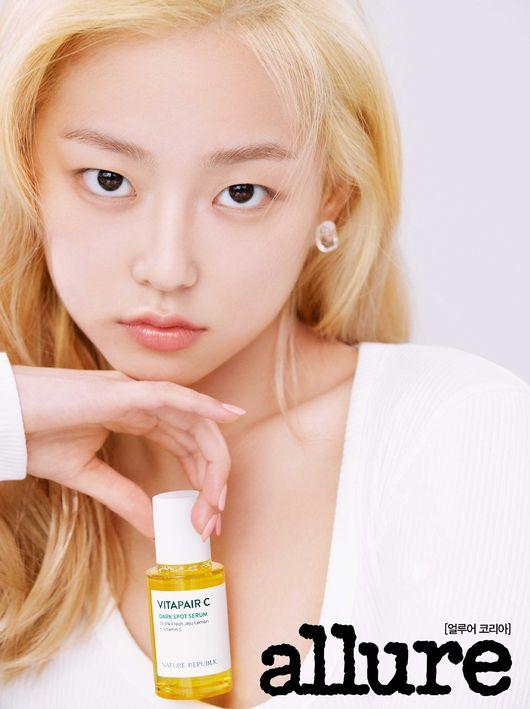 "CLC's YeEun Snugs Photoshoot With 'Allure', On A Rise Through ""Good Girl"""